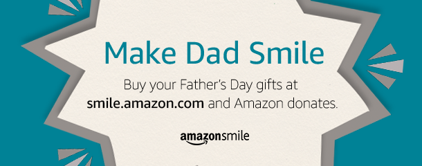 amazon smile bridges to learning fathers day