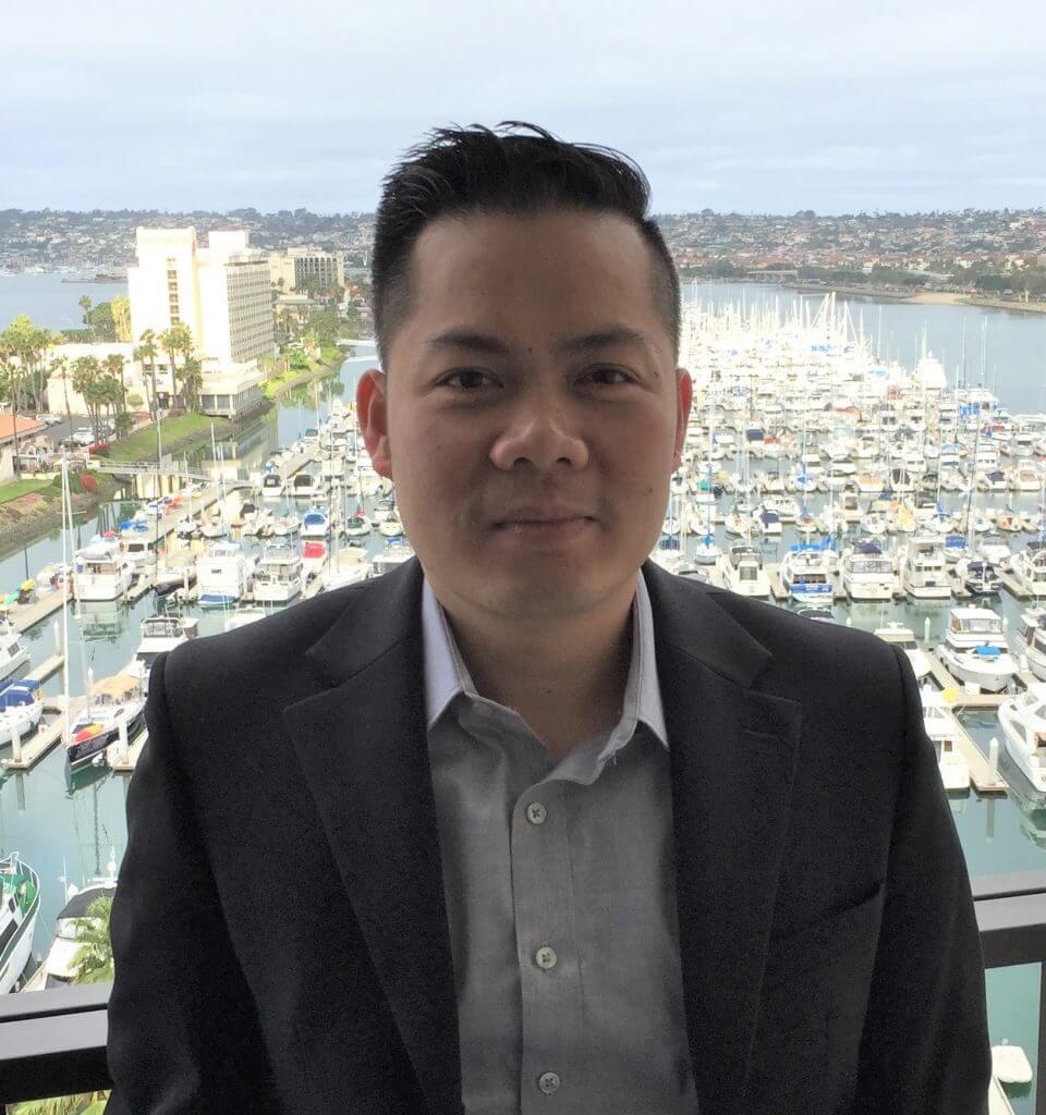 DONNY CHAU Board Member